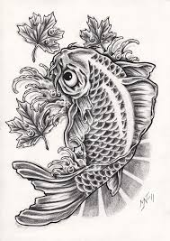 awesome koi fish half sleeve tattoo design in 2017 real photo