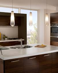 Kitchen Island Lighting Ideas by Tasteful Clear Glass 3 Lights Funnel Kitchen Island Lighting Over