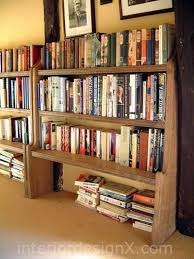 Paperback Bookshelves Handmade Bookshelves U2013 Lika