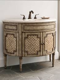 Unique Powder Room Vanities Antique Bathroom Vanities For Elegant Homes