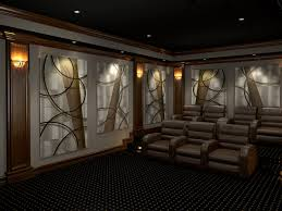 Creative Home Theatre Designs On Design Home Interior Ideas With Home Theatre Design