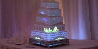 disney is taking wedding cakes to a whole new magical level huffpost