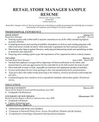 retail manager resume template retail manager resume retail district manager resume retail