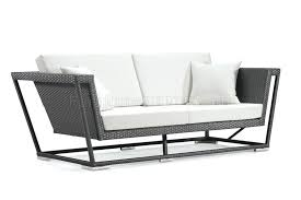 Modern Outdoor Sofa White Modern Outdoor Furniture Krediveforex Club