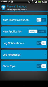tour our mobiwol android firewall
