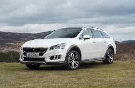peugeot 508 review peugeot u0027s 508 rxh has style spec and space for six