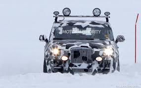 bentley limo 2017 russian presidential limo kortezh spy shots autozaurus