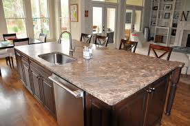 granite countertop kitchen cabinets crown moulding how to put in