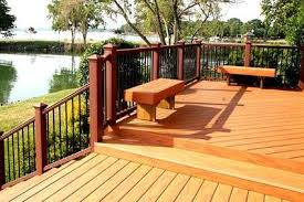 Trex Benches Build A Deck With Charlotte Deck Design Company Archadeck Of Charlotte
