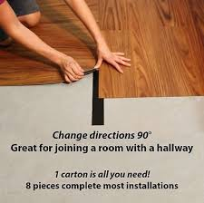 plank flooring transition strips how to install a carpet