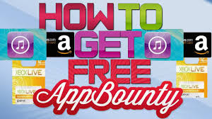appbounty net invite code how to redeem itunes gift card instalntly on appbounty video