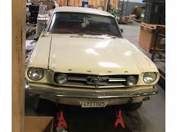 1965 ford mustang for sale in california 1965 ford mustang for sale classiccars com cc 1041198
