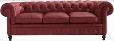 canapé chesterfield canapé chesterfield en cuir canapé fixe pas cher mobilier et