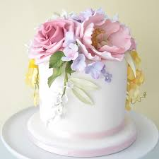 flower cake cake flower cake choco