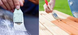 is it better to paint or stain your kitchen cabinets paint vs stain for handmade furniture