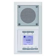 radio im badezimmer peha unterputz radio im aura design weiß d 20 485 02 de