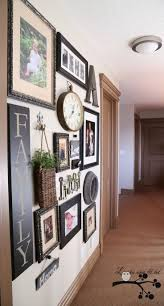 lovely decoration hallway wall decor perfect for my long narrow