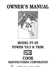 cmc power tilt trim wiring diagram wiring diagram simonand