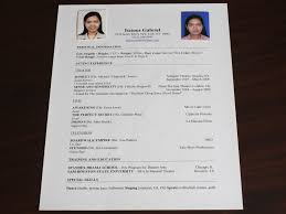 What To Put In A Job Resume What Is The Best Way To Make A Resume Resume For Your Job