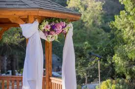 fremont flowers ceremony decor ideas elliston vineyards