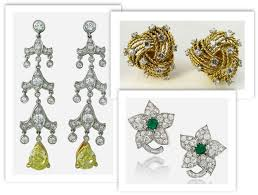 earrings brands antique diamond earrings spruce up your style quotient