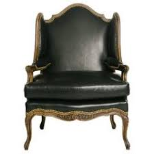 French Wingback Chair French Wingback Chairs 119 For Sale At 1stdibs