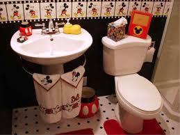 mickey mouse bathroom accessory set my web value
