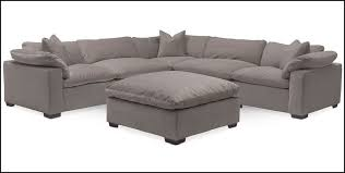 value city sectional sofas plush 6 piece sectional by kroehler at value city furniture new