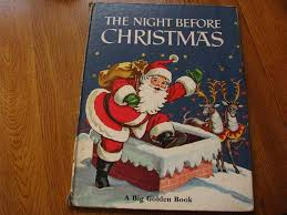 the before a big golden book by scrappantry on zibbet