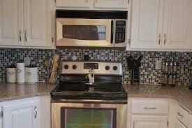 Kitchen Renovation New Tile Backsplash Brady Lou Project Guru - Brown tile backsplash