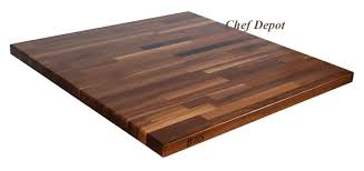 kitchen island cutting board walnut countertops wood kitchen islands wood table tops