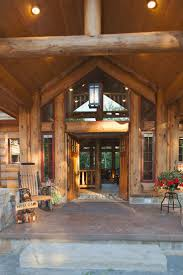 25 best handcrafted custom log roof systems images on pinterest