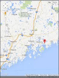 map us route 1 us route 1 sullivan maine new scotia maritime