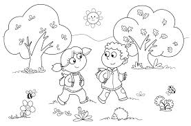 spring coloring sheets spring coloring worksheets spring printable coloring pages plus