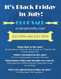 black friday in july the meeple realty meeplerealty twitter