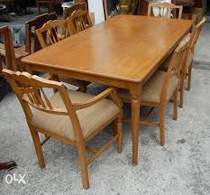used table and chairs for sale used dining chairs for sale philippines home design ideas