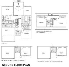 oakside loft home floor plans phoenix homes