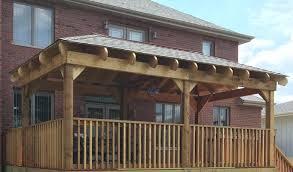 Pre Built Pergolas by Western Red Cedar Pergolas