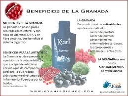 Kyani Business Cards Beneficios De La Granada Kyäni Sunrise Kyani Akuali Team