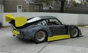 gary gould at lindsey racing your porsche performance parts center