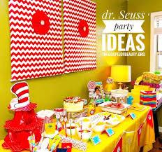dr seuss party ideas post the gospel of beauty