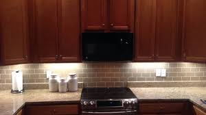 kitchen backsplash with subway tiles youtube