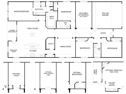 house plan bedroom blueprints fantastic ideas designs in unique