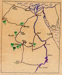Us Desert Map Contact Us