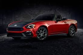 used 2017 fiat 124 spider for sale pricing u0026 features edmunds