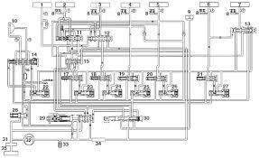 2001 mitsubishi pajero automatic transmission hydraulic circuit