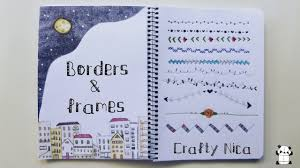 Ideas For Decorating Cards Borders And Frames Designs 2 Borders For Cards Projects