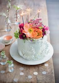 idee deco 30 ans décoration gâteau 3 idées végétales marie claire idées marie