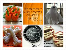Fun And Easy Halloween Crafts by 15 Easy Halloween Crafts Thrifty Jinxy
