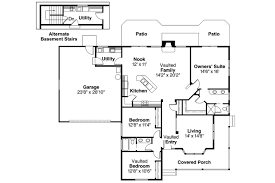 Country House Plans With Open Floor Plan Country House Plans Ann Arbor 10 146 Associated Designs